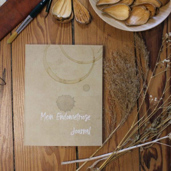 Mein Endometriose Journal // Druckversion mit Schönheitsfehlern
